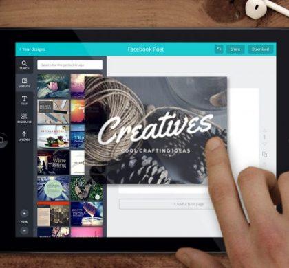 Canva … Créez avec vos élèves des visuels épatants
